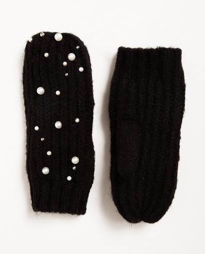 Moufles noires